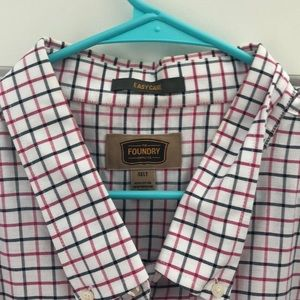 Other - Mens short sleeve button down